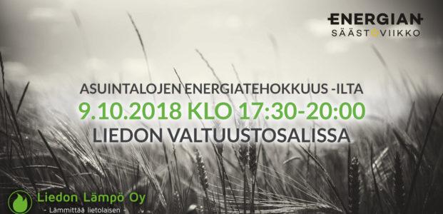 Energiatehokkuusilta asunto-osakeyhtiöille